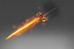 Spear of the Daemonfell Flame (Legion Commander)