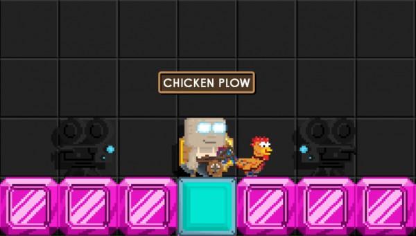 Chicken Plow