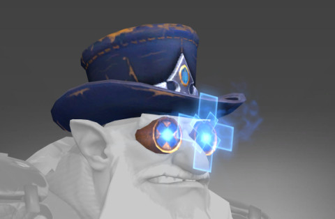 Top Hat of the Occultist's Pursuit (Sniper)