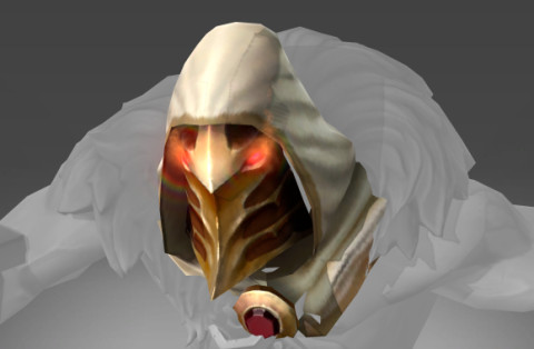 Hood of the Bladeform Aesthete (Juggernaut)