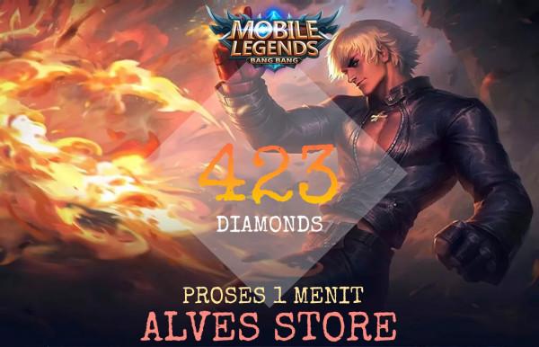 423 Diamonds