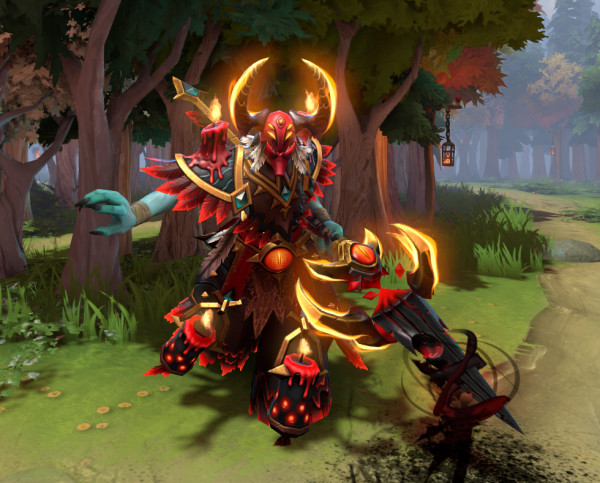 Herald of the Ember Eye (TI CC 2020)