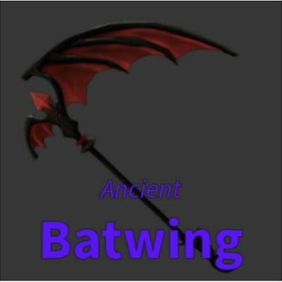 Paket Red Luger & Batwing