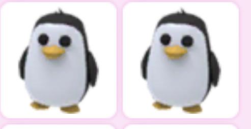 Penguin - Adopt me