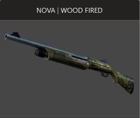 Nova | Wood Fired (Factory New)
