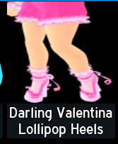 Darling Valentina Lollipop Heels | Royale high