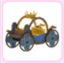 Prince Carriage Adopt Me