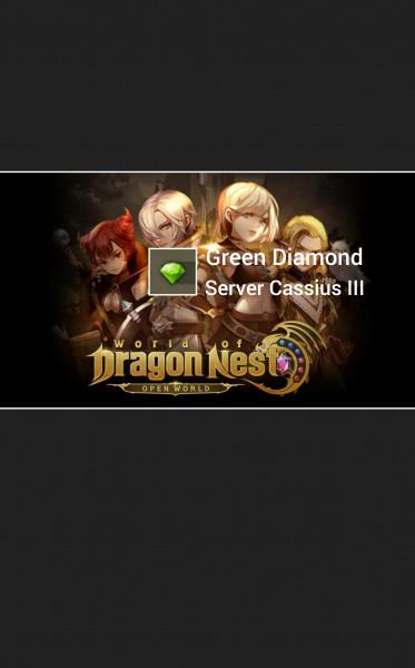 Green Diamond (server Cassius III)