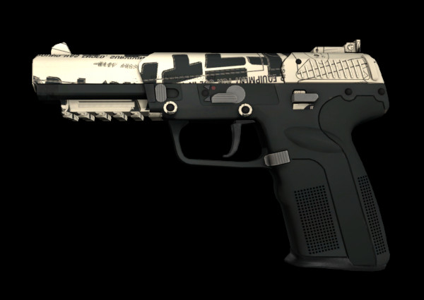 Five-SeveN | Kami (Mil-Spec Pistol)