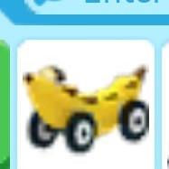 Legendary banana car|adopt me