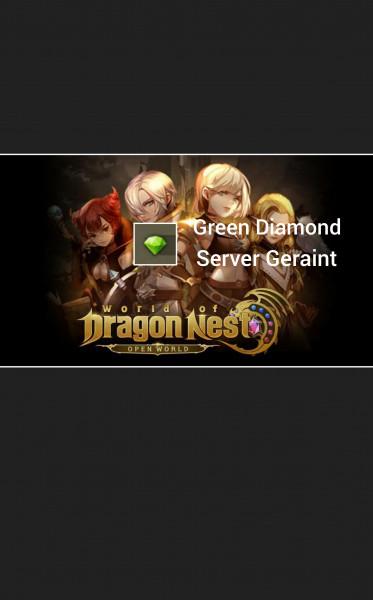 Green Diamond (server Geraint)