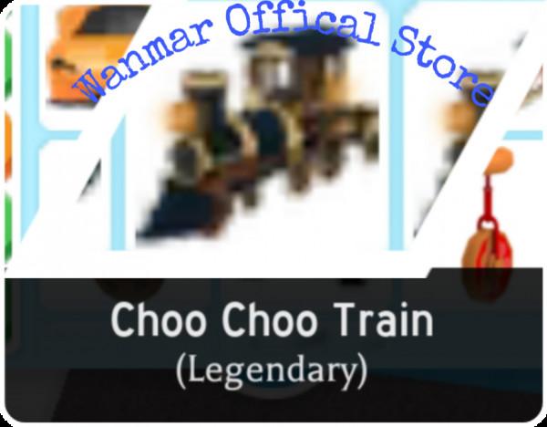 Legendary Choo Choo train|adopt me