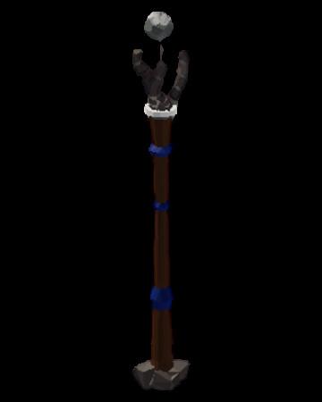 Jual iron ore totem ( skyblock / island )
