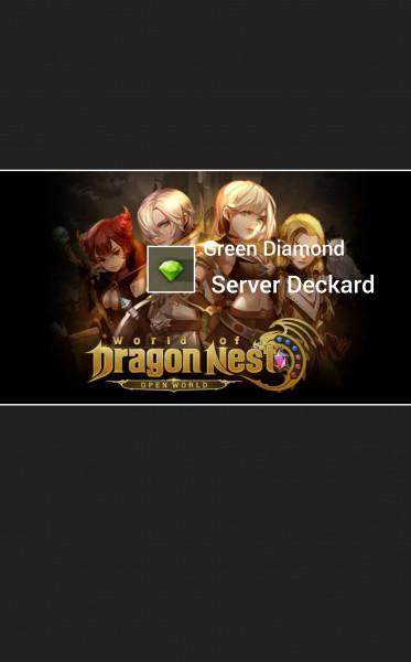 Green Diamond (server Deckard)