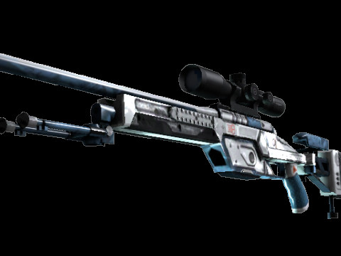 SSG 08 | Ghost Crusader (Minimal Wear)
