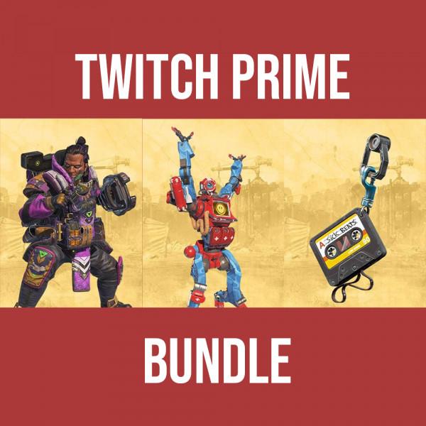 Apex Legends - Twitch Prime Skin Bundle 1
