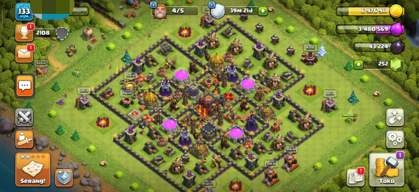 TH 10 DEFENSE MAX BUILDER 5
