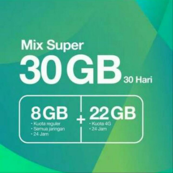 Mix Super 30 GB