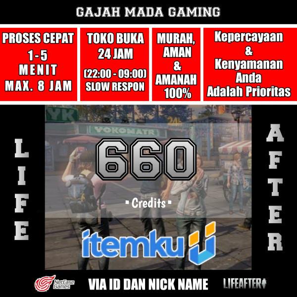 660 Credits
