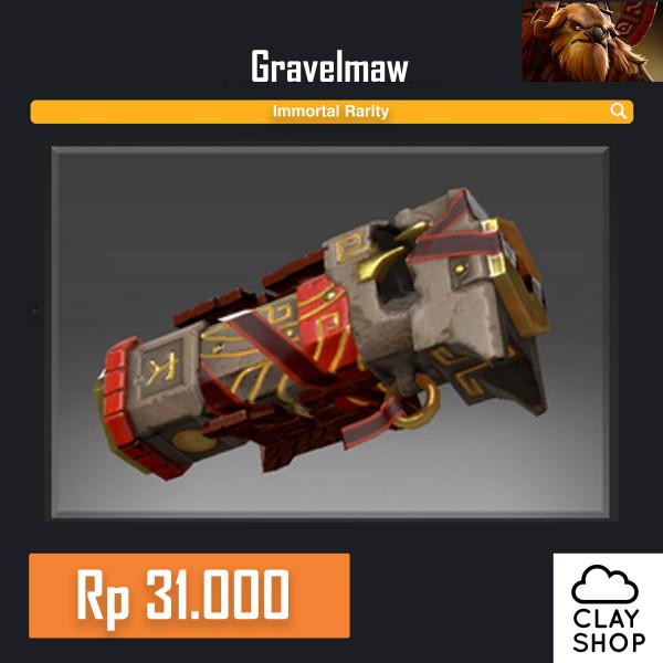 Gravelmaw (Immortal Earthshaker)