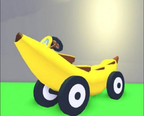 Banana car legendary