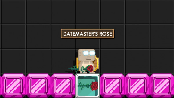 Datemaster's Rose (BONUS)