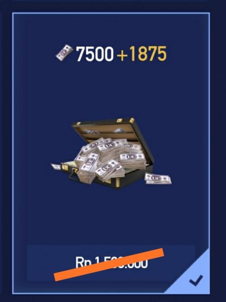 9375 UC murah meriah