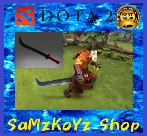 Genuine Kantusa the Script Sword (Juggernaut)