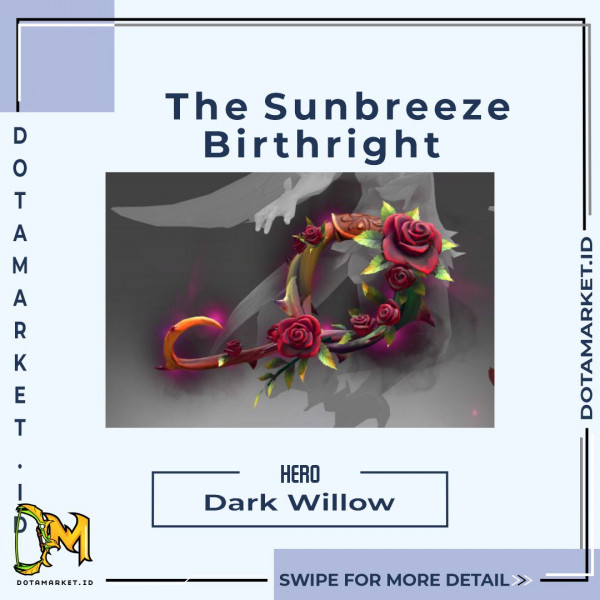 The Sunbreeze Birthright (Immortal Dark Willow)