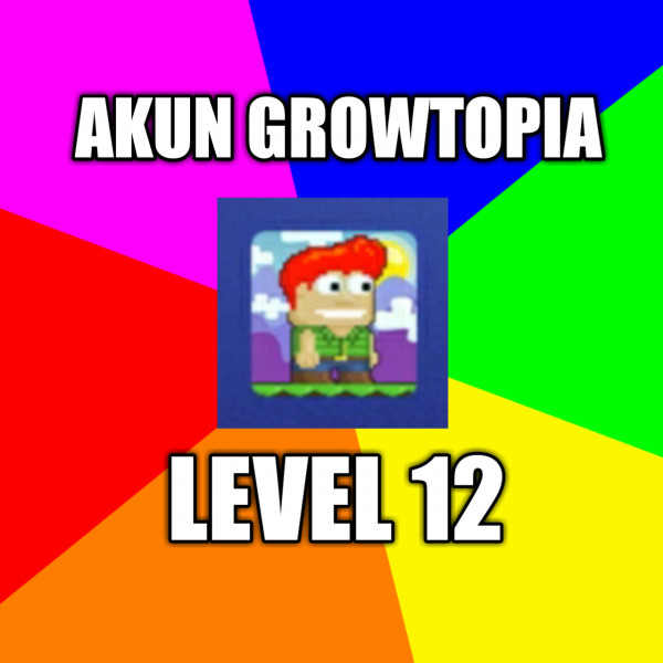AKUN GROWTOPIA