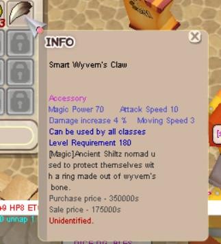 Smart Wyvem's Claw (SWC)