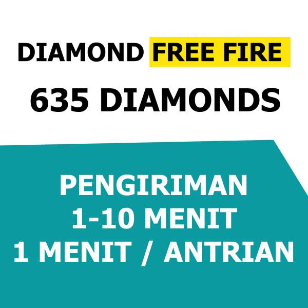 635 Diamonds