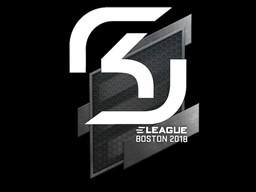 Sticker | SK Gaming | Boston 2018