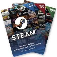 Steam Wallet IDR 120.000
