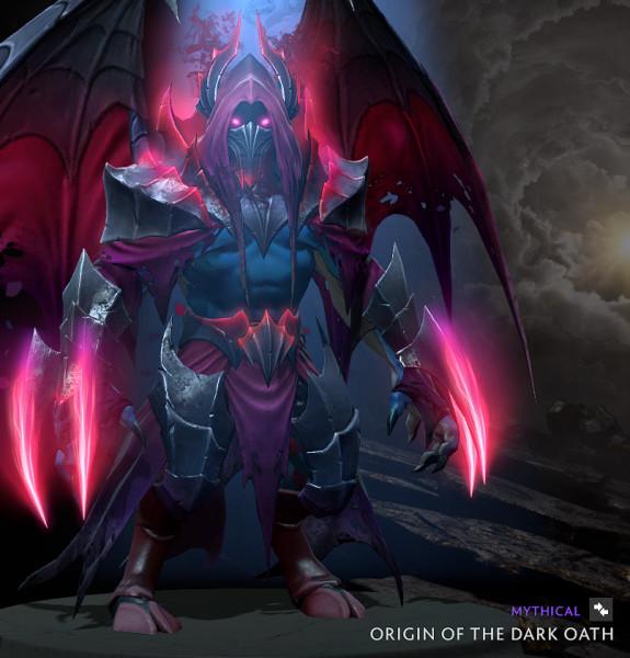 Origin of the Dark Oath