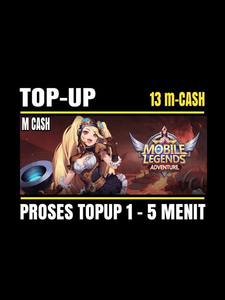 13 M-Cash