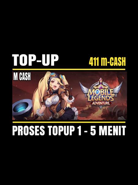 411 M-Cash