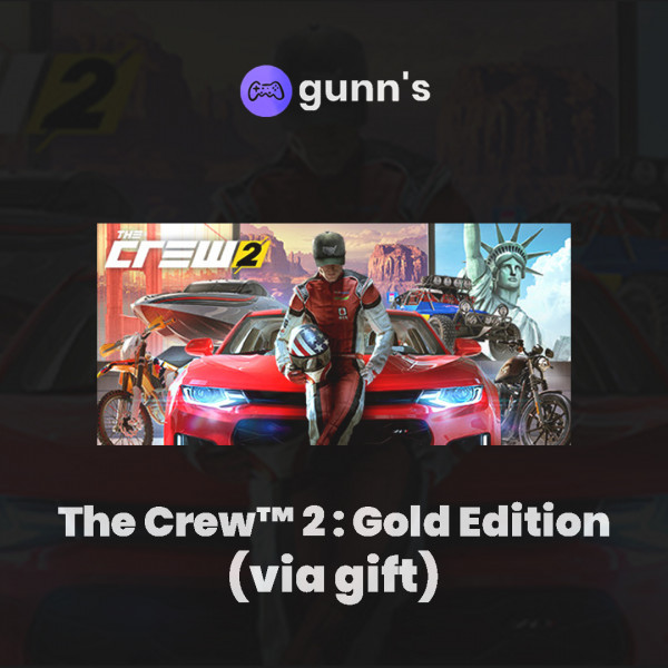 The Crew™ 2 - Gold Edition