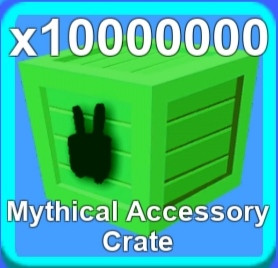 10.000 Mythical Accessory Crate | Mining Simulator