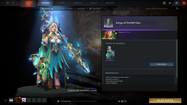 Songs of Starfall Glen (Enchantress Set)