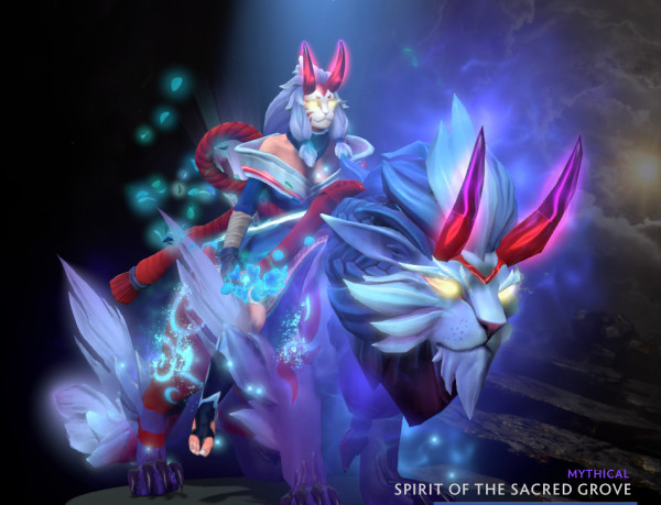 Spirit of the Sacred Grove (Mirana set)