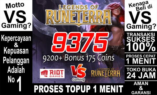 9200 Coins