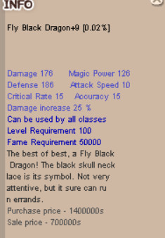 (Black Dragon Egg) Fly Black Dragon+9