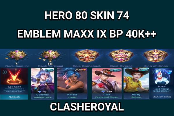 HERO BANYAK SKIN GG EMBLEM MAX ALL UNBIND (2)