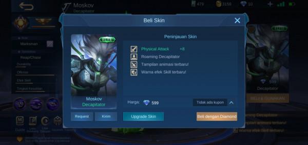 Decapitator (Elite Skin Moskov)