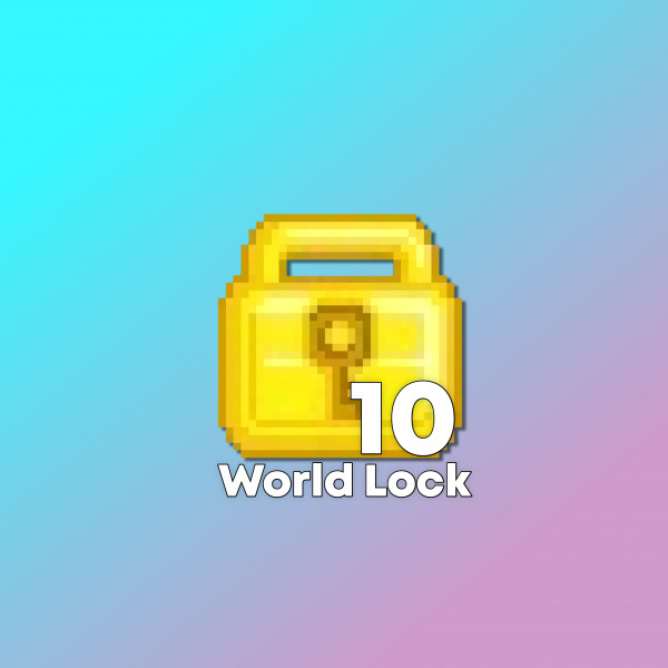 World Lock murah Grosir (10WL)