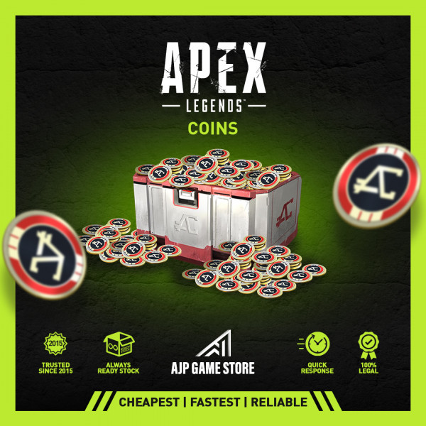 Origin CD Keys 2000 Apex Coins