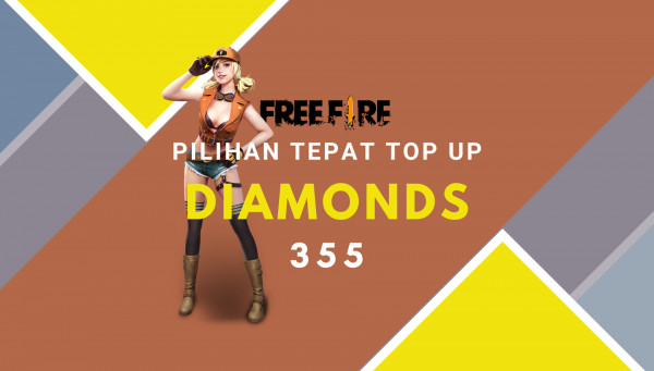 Top Up 355 Diamonds