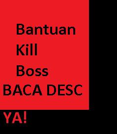 Bantuan Kill Boss | Glitchtale: Battle of Soul!