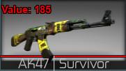 AK47 Survivor - Counter Blox